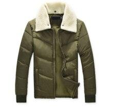 Группа-покупка!!! 2016 Новый бренд хлопок марка мужские куртки и пальто зима № 007 P70