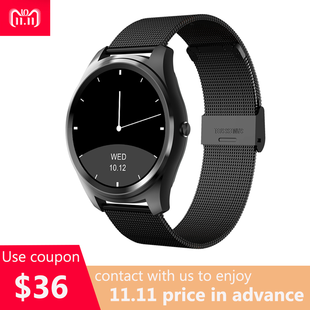 Diggro DI03 Smart watch MTK2502C Heart Rate Monitor Pedometer Sedentary Remind Sleep Monitor Notifications Pushing цена