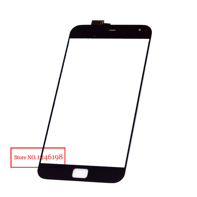 "100% Working High Quality Black Touch Screen Digitizer Replacement for Meizu MX4 Pro 5.5"" Mobile Front Panel Glass Sensor Parts"