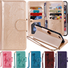 9 Card Slot Flip Cover PU Leather For Coque Iphone 7 7G Cover I7 4 7