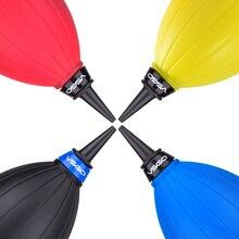 Mini souffleurs de poussière de ventilateur dair de Silicone DDA 9 ventilateur de nettoyage dappareil photo pour le nettoyage dappareil photo numérique de Canon Nikon