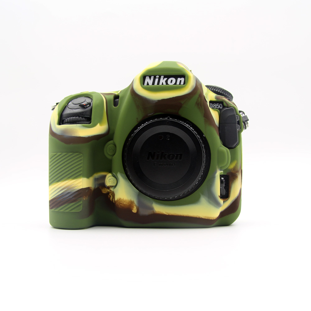 Camouflage 1PCS Silicone Protective Skin Camera Case Body Shell Cover for Canon EOS 800D DSLR