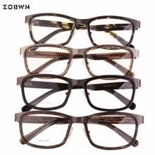 Men Big Square Spectacles Fashion Flexible Acetate Glasses Frames oculos de grau masculino Point men can put prescription lens