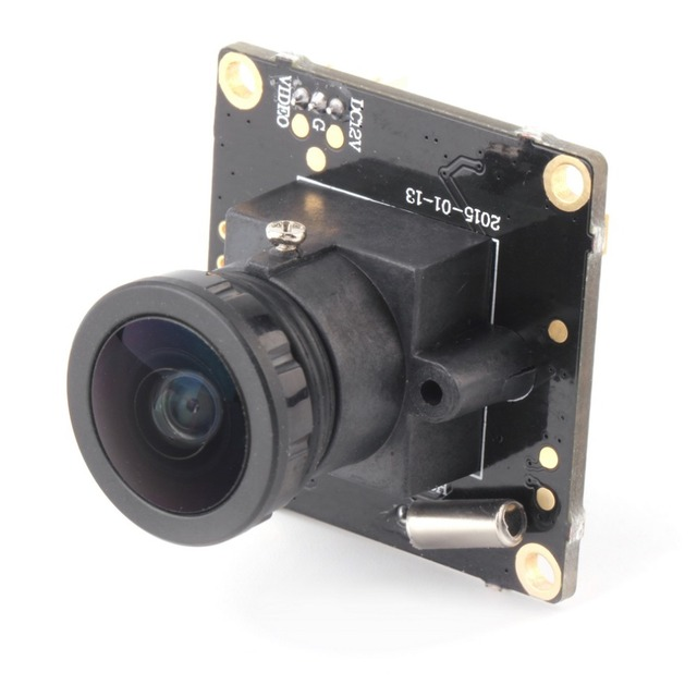 NEW DAL 700TVL FPV HD 1/4'' CMOS Camera Module Wide Angle NTSC ul40201