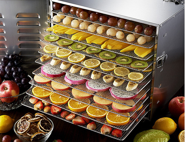 2018 Free Shipping Commercial Home Food Dehydrator Fruit Vegetable