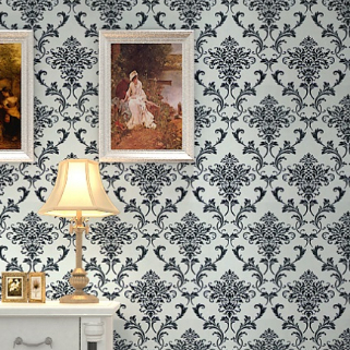 beibehang papel de parede 3d Wallpaper Roll Modern Damask Wall paper For Wall Bedroom TV Background wallpaper for walls 3 d beibehang papel de parede pvc wall paper roll modern damask wall paper for wall living room bedroom tv background 3d wallpaper