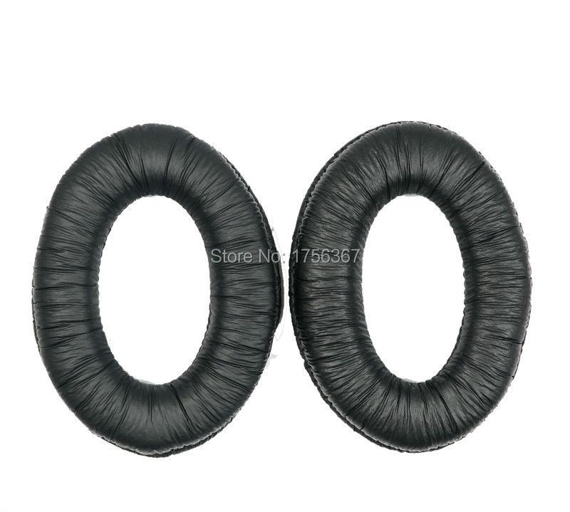 Protein ear pads earpad cushion for Sennheiser HD202 HD497 HD212 EH250 EH350 HD437 HD457 HD62TV Headset (headphones Earmuff)