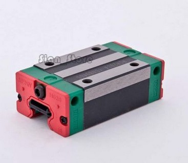 4pcs HGH15CA 100% 3D printer New Original HIWIN brand linear guide block for HIWIN linear rail HGR15 CNC parts