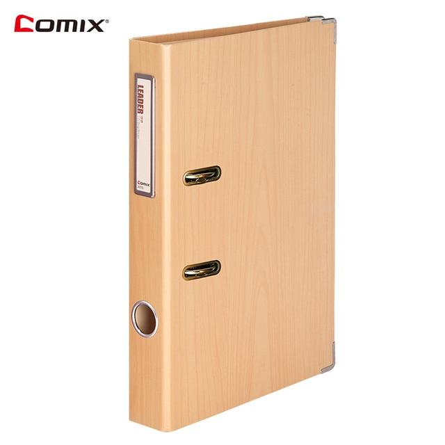 comix a4 lever arch file folder 2 ring binder file documents folder