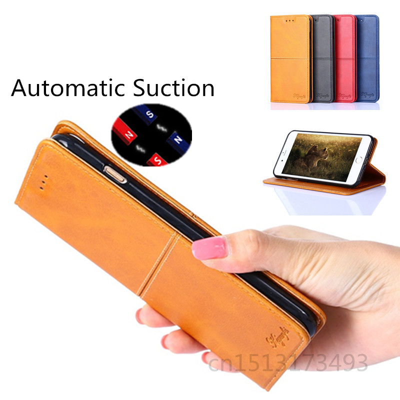 For Homtom HT7 HT17 HT26 HT30 HT37 HT50 S7 S8 S9 S12 S16 Plus case Flip Leather pouch For Homtom HT 7 17 26 30 37 50 case cover(China)