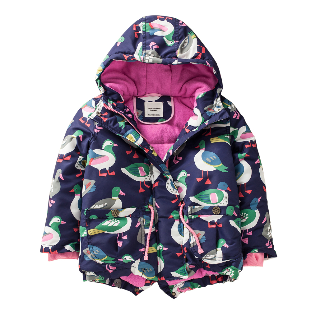 M40 Spring Autumn Winter Child Thicken Padded Lining Jacket Hoodies Boy&Girl Keep Warm Coat kids Tops Outwear kids Windbreaker m43 spring autumn winter child thicken padded lining jacket hoodies boy
