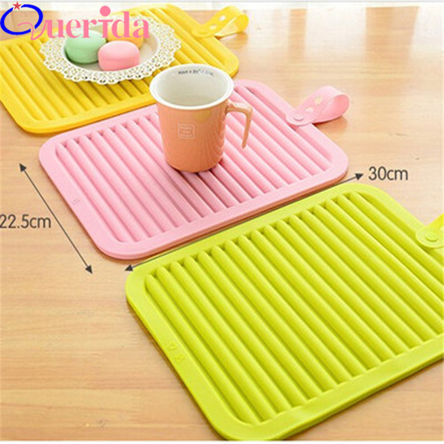 Placemats For Table Silicone Insulation Kitchen Placemats Cute Placemat Pad Dining  Mats Mashable Portable Place Mat