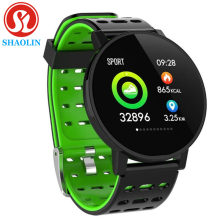 T3 Smart Watch Pria Smart Band Gelang Kebugaran Tracker Tekanan Darah Olahraga Watches Pria IP67 Tahan Air Android IOS PK V11(China)