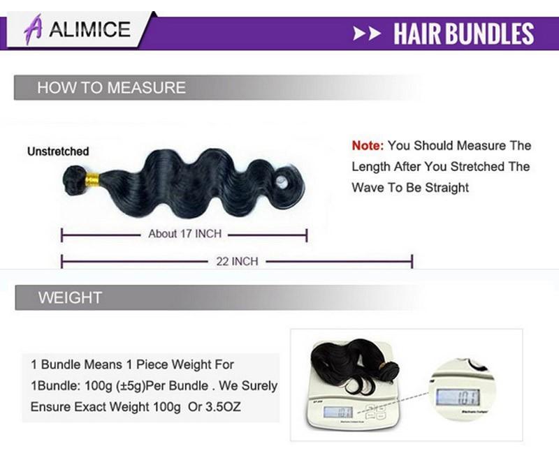 Brazilian Hair Weave 3 Bundles Brazilian Virgin Hair Straight Alimice Unprocessed Virgin Brazilian Straight Hair (7)