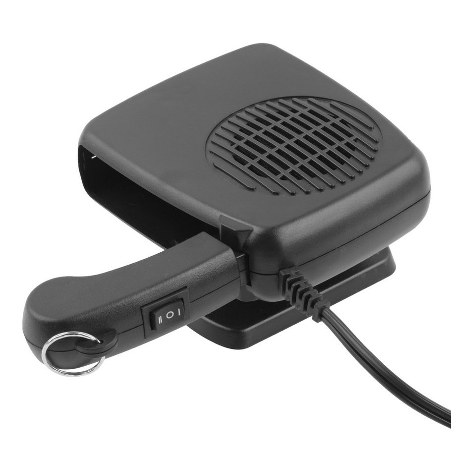 New 12V 150W Portable Car Vehicle Heating Heater Fan Car Defroster Demister Car Styling