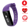 ZB49 Smart Wirstband Heartrate Bracelet Blood Pressure Oxygen Oximeter Sport Band Fitness Tracker Pedoemeter Inteligente Pulsera