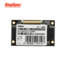 KSM-ZIF.6-128MS brand Kingspec 1.8 Inch ZIF IDE Module hd SSD 128GB Solid State Drive disk for notebook Tablet ssd HD hard disk