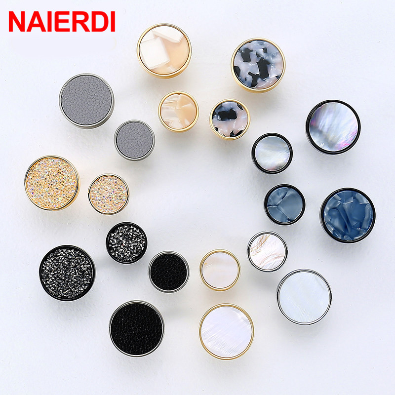 NAIERDI Fashion Decoration Wall Hooks Cabinet Handles Drawer Knobs Dresser Knobs Pulls Hat Bag Hanging Hook Cabinet Hardware