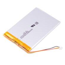 3-315586 3.7 В 1800 мАч литий-полимерный Перезаряжаемые Батарея для S11ND018A E-Book (оникс BBA10) 355585 Power Bank PSP DVR 305585