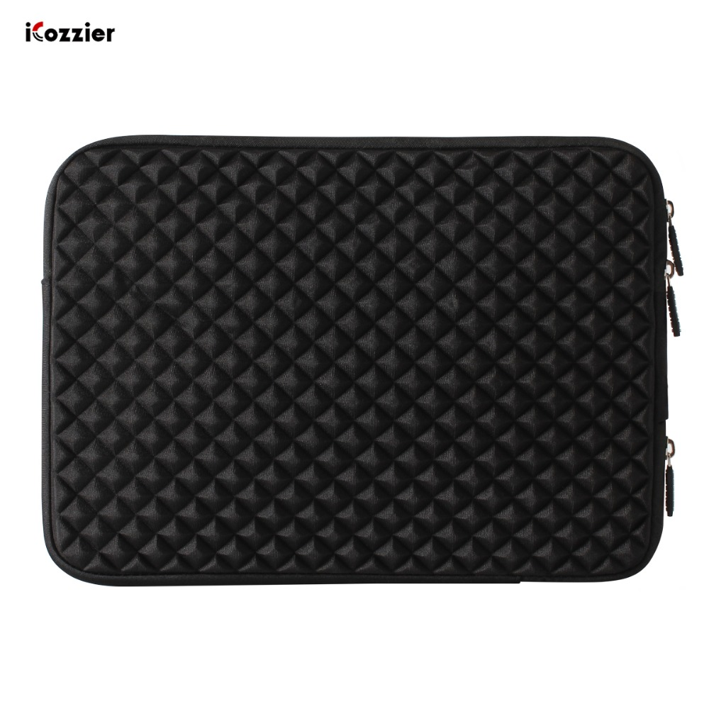 iCozzier Soft Laptop Sleeve 13 13.3 inch Laptop Bag Case for 13 Laptop / Notebook Computer Bags ...