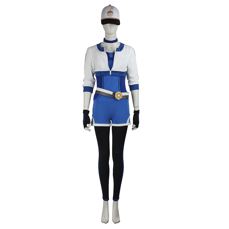 Pokemon Hoodie Team Valor Mystic Instinct Trainer Figure Cosplay Costume for women manles
