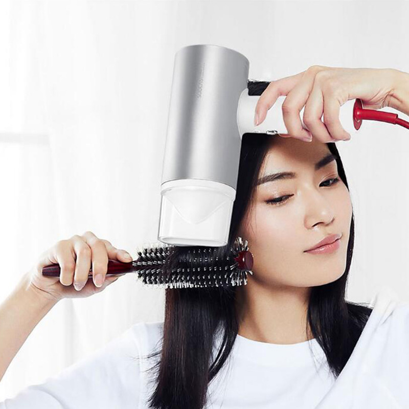 Image 5 - Xiaomi Mijia Soocas H3 Anion Hair Dryer Aluminum Alloy Body 1800W Air Outlet Anti Hot Innovative Diversion Design-in Hair Dryers from Home Appliances