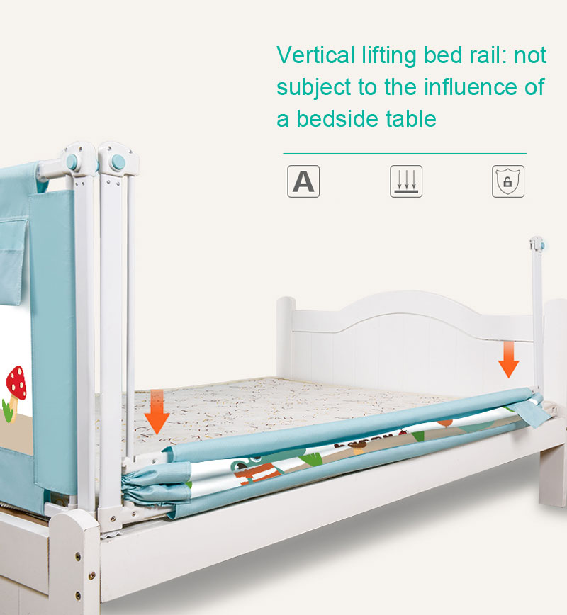 2019 Baby Bed Fence Safety Gate Products Child Barrier For