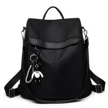 backpacks bag Leisure Oxford women backpack female Cute Canvas fashion Backpack femal design for girls leisure travel school все цены
