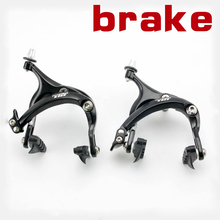 Wholesale Cycling Caliper Brake TEKTRO R365 Road Bike Clipper Brake 55-73mm Add Long Arm Of Refit Folding BMX Bikes Brake Accessories
