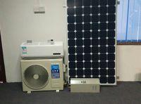 Independent air conditioning bus truck, van solar energy air conditioning, No fuel, solar refrigeration