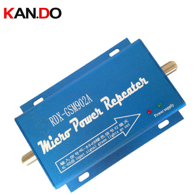 Gain 65dbi 960 Easy Use Model Gsm Repeater Gsm Booster 20dbm Power Phone Booster Repeater GSM 900mhz Repeater Booster