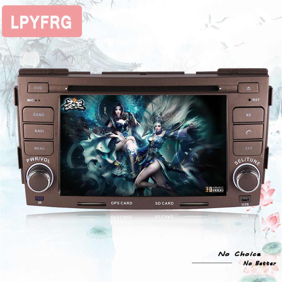 HD 4GB RAM 64G ROM Octa Core android 10 samochodowy odtwarzacz DVD Radio dla HYUNDAI SONATA 2009 2010 z nawigacja multimedialna GPS magnetofon