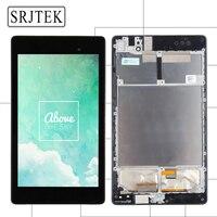 아수스 구글 넥서스 7 FHD 2013 ME571 ME571K ME571KL K008 K009 LCD 디스플레이 터치 스크린 패널 디지