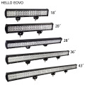 HELLO EOVO 108W 126W 180W 234W 288W LED Work Light Bar for Indicators Driving Offroad Boat Car Tractor Truck 4x4 SUV ATV