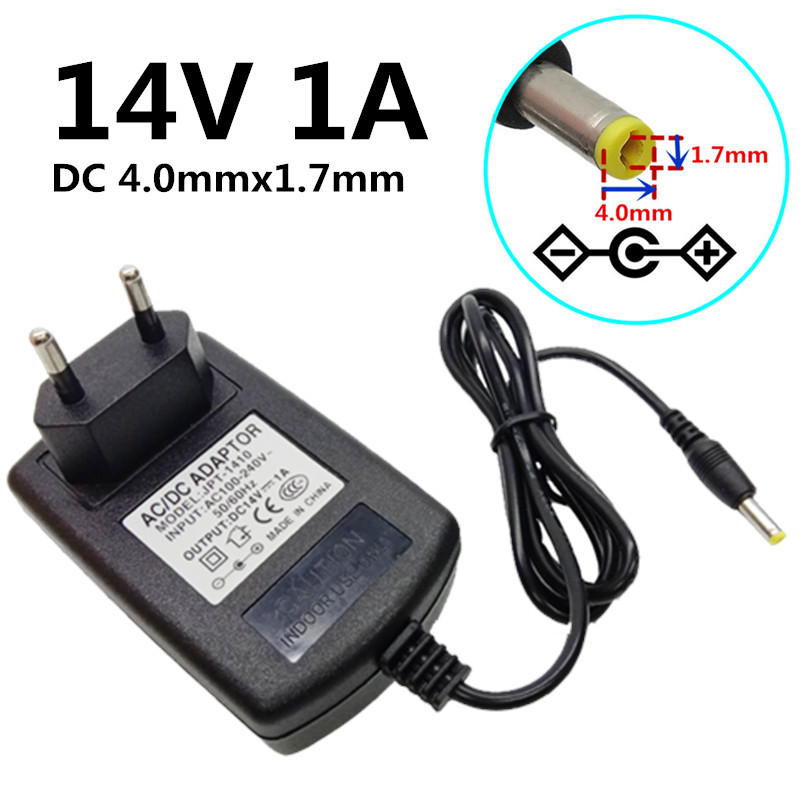 AC Adapter DC 12V 3A Switching power supply EU plug 3000mA DC 3.5mm x 1.35mm