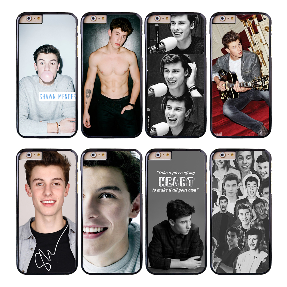 coque hot shawn mendes singer capa phone cases for iphone 5s 6 7 6s se 5c 5 4s 4 7 plus case for. Black Bedroom Furniture Sets. Home Design Ideas