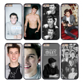 Coque Hot Shawn Mendes Singer Capa Phone Cases for iPhone 5S 6 7 6S SE 5C 5 4S 4 7 Plus Case for iPod Touch 6 iPod Touch 5 Cover