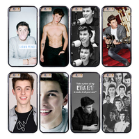 Coque Hot Shawn Mendes Singer Capa Phone Cases For IPhone 5S 6 7 6S SE 5C