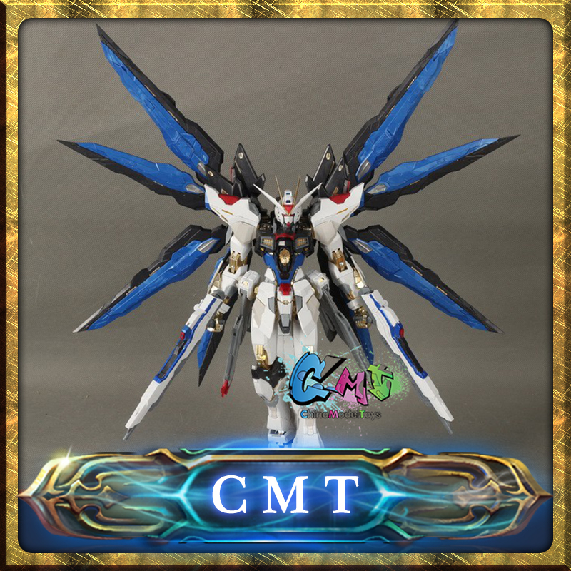 CMT DABAN 1/100 MG Gundam MB.Ver Detail Strike Freedom Fighter Robot Model Kit action figure mg assembly model 1 100 strike gundam techmarine custom action figure robots anime assembled the yearning for peace in the world