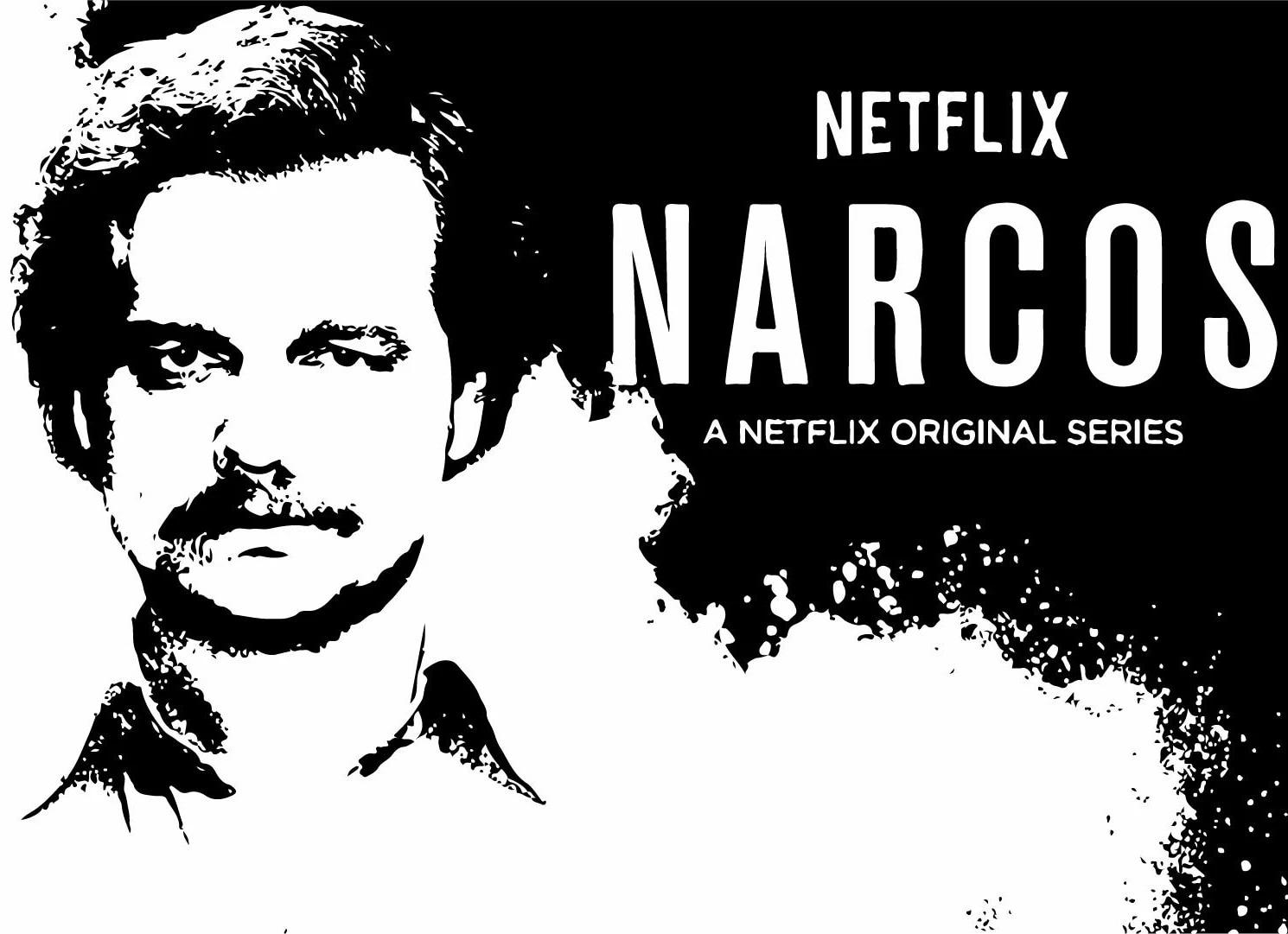narcos kolumbien pablo escobar skizze poster klassische retro vintage kraft leinwand diy wand aufkleber home bar poster decor geschenk