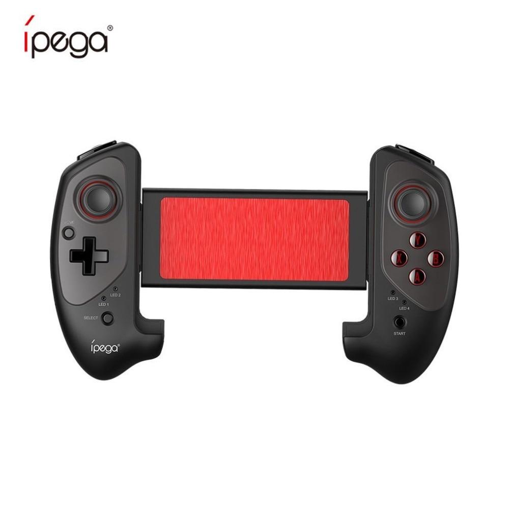 Ipega PG-9083 rouge Bat Bluetooth jeu Pad contrôleur sans fil pour Android TV boîte pour Nintendo commutateur pour Xiaomi/Huawei téléphone