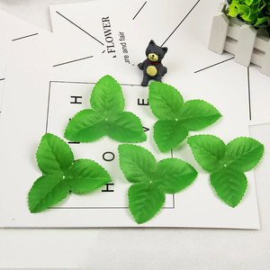Simulation Leaf ins Forgery Green Plant