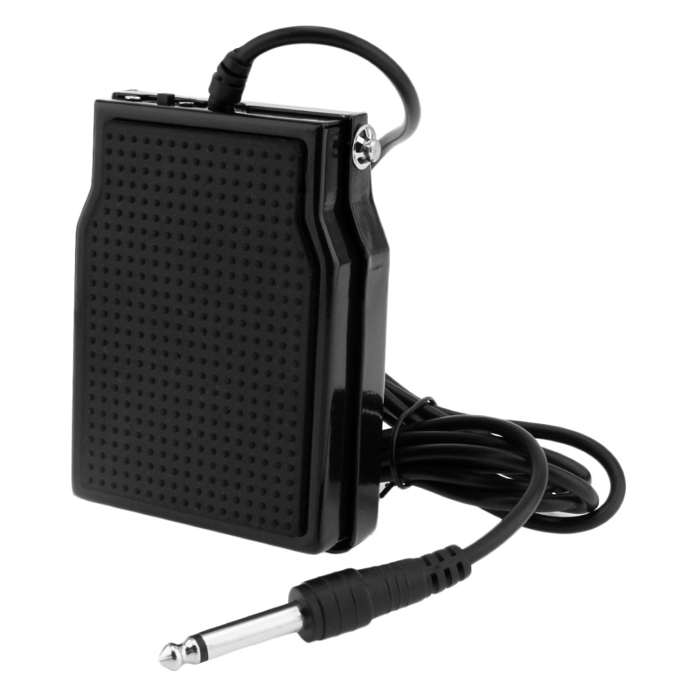 professional sp20 sustain pedal universal foot controller switch damper pedal electronic. Black Bedroom Furniture Sets. Home Design Ideas