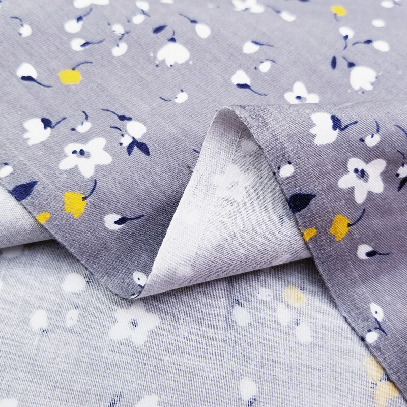 50x40cm Flower Series Cotton fabric DIY sewing uphostery craft for Baby&Children Quilting Sheets Dress Material 6