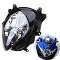 Передний фонарь для Мотоцикла Suzuki GSXR1000  передний светильник для Suzuki GSXR 1000 2007 2008 K7 K8  сборка корпуса