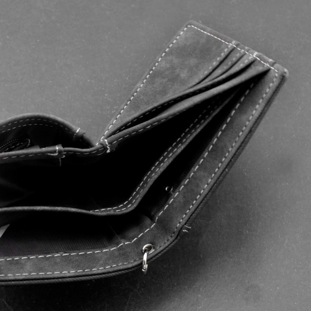Biker Snap Wallet w/ Chain 4