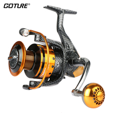 2016 New German Technology  2000-6000 Spinning Fishing Reel 12+1 BB Bearing Balls  Hot Sale for Feeder Fishing reel pesca