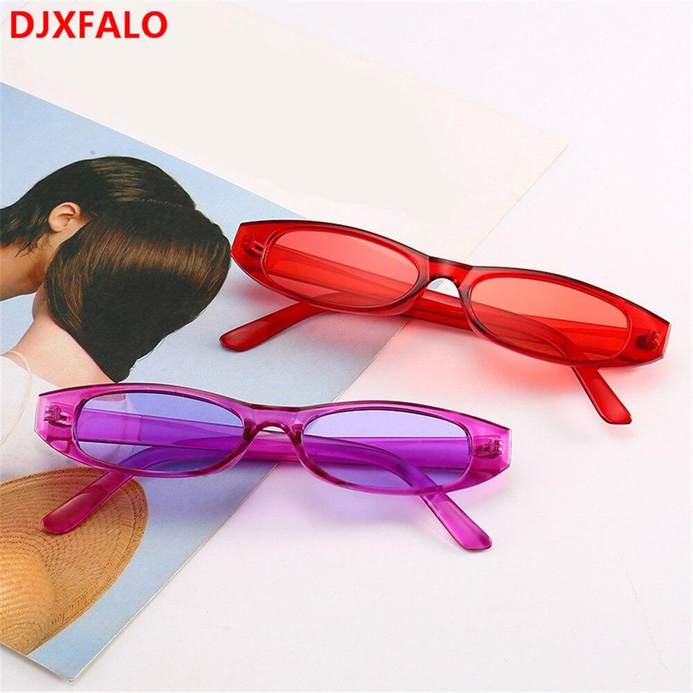 2020 Fashion High Quality Small Square Sunglasses Women's Brand Designer Retro Pilot Lady Ladies Sunglasses Ladies Oculos UV400