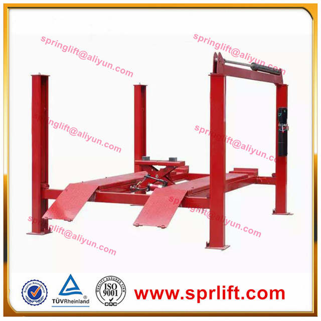 US $1900.0 |4 Post Car Lift manual release on Aliexpress.com | Alibaba on