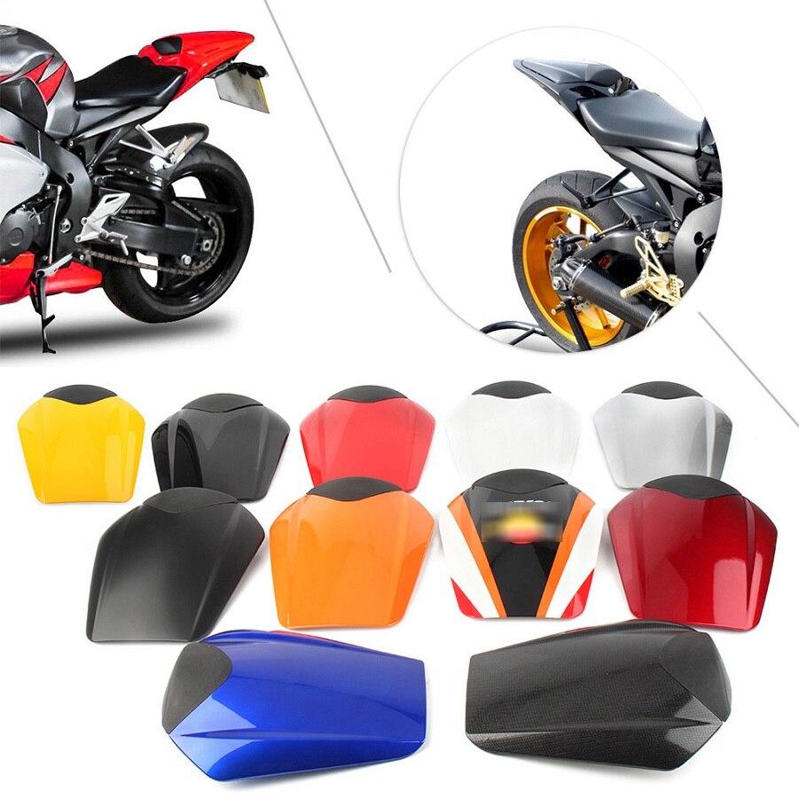 Fit Honda CBR 1000RR 2008 2009 2010 2011 2012 2013 2014 Rear Passenger Seat Pad
